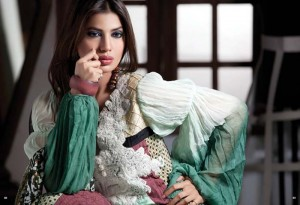 Firdous Summer Collection 2012- Vol 1