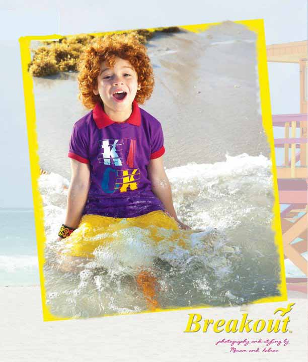 Kids Breakout spring/summer collection 2012 goes here…