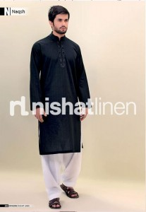 Nishat Menswear Collection Naqsh 2012