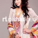 Nishat Festive Look Book 2012 (Latest Collection)