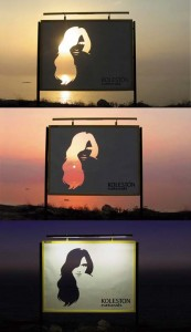 unique billboard advertising