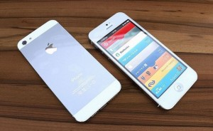 New iPhone with LG Touch Panel