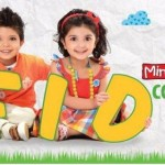 Minnie Minors Kids Eid Collection 2012