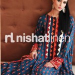 Nishat Linen Winter Collection 2012