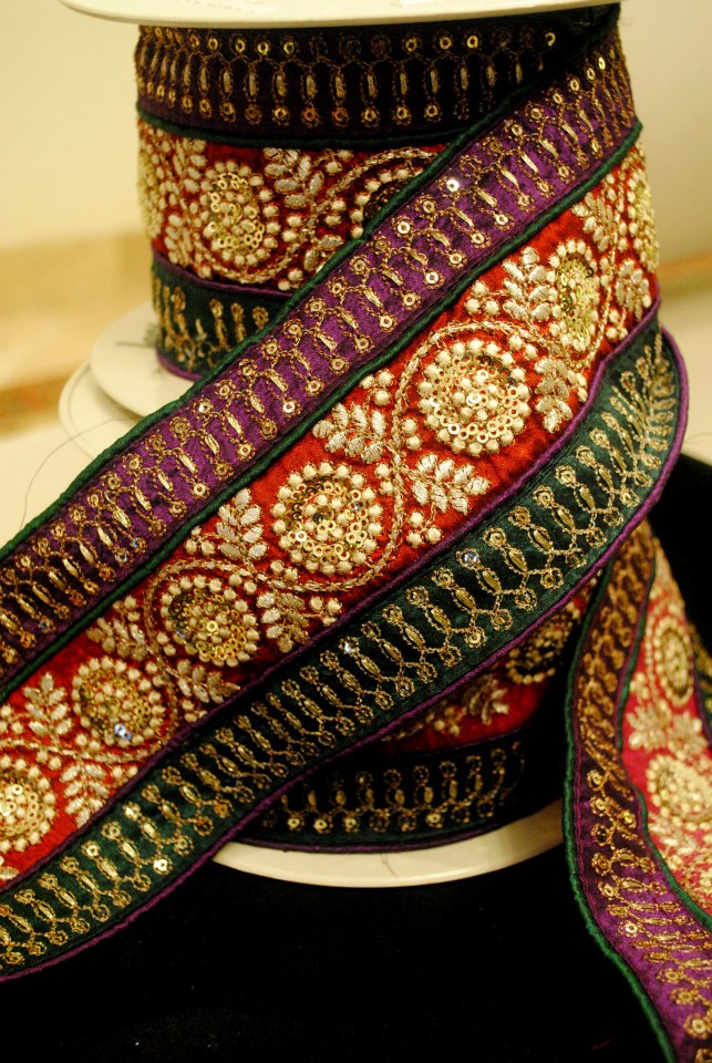 Beautiful Laces and Motifs