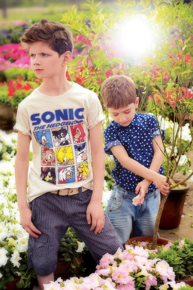 Outfitters JUNIORS- Spring/Summer Collection2013