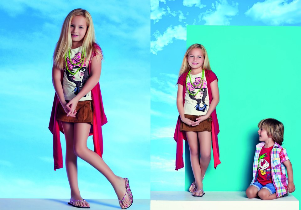 Breakout | MEN | WOMEN | KIDS summer collection 2013