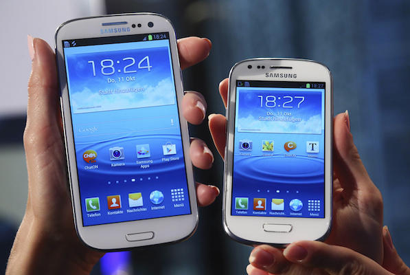 Samsung Galaxy S4 Mini Version confirmed