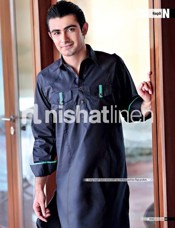 Naqsh By Nishat- Men's Eid Collection 2013
