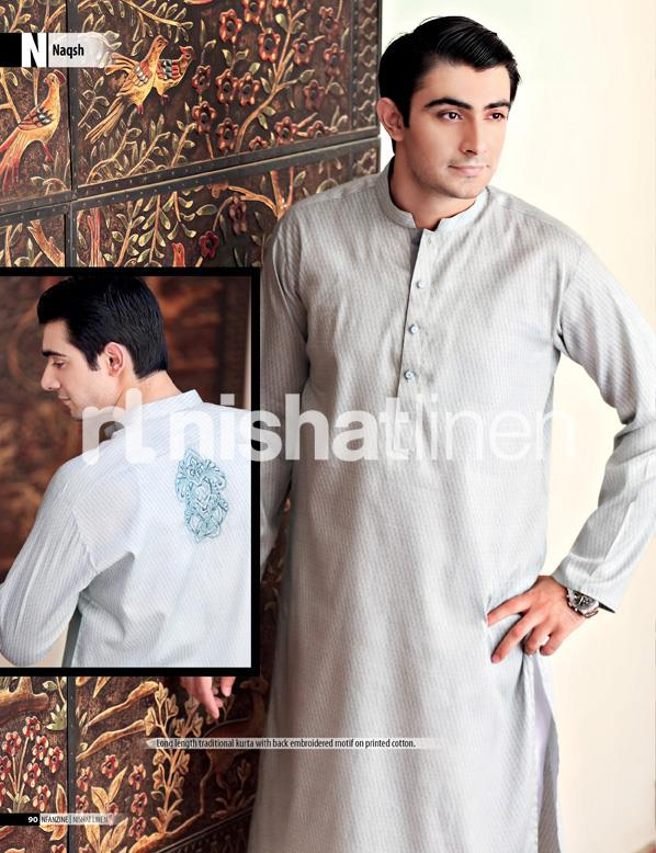 Naqsh By Nishat- Men's Eid Collection 2013