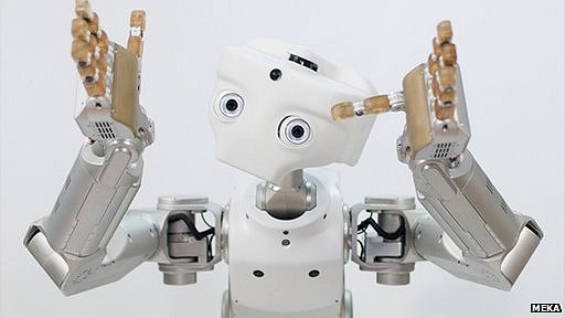 Google working on Robot Technology Development