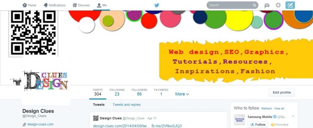 Twitter Having New Profile Design Now