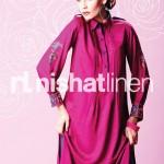 Nishat Linen Winter Collection 2012